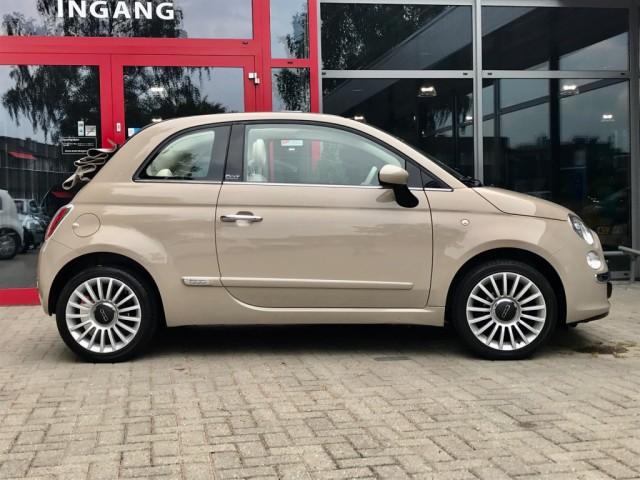 Fiat Garage Nijmegen : Exportauto fiat cabrio lounge cappuccino leder