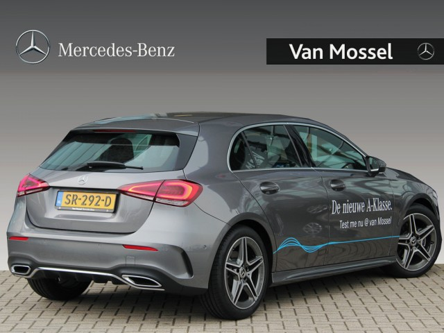 Mercedes Benz A Klasse New A 200 Business Solution Amg Line 7g Export Auto