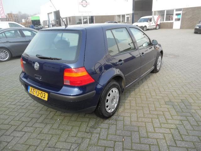 Volkswagen Golf 14 16v 16 Inch Lm Velgen экспорт подержанных автомобилей