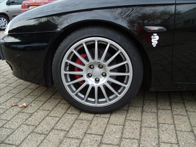 Alfa Romeo 156 18 Verlaagd Oz Velgen Export Auto