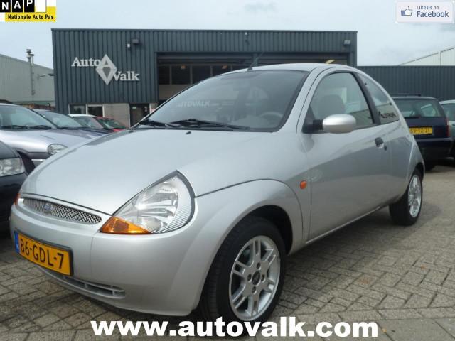 Ford Ka 13 8v 5th Edition Airco Leer Stuurbek Exportauto