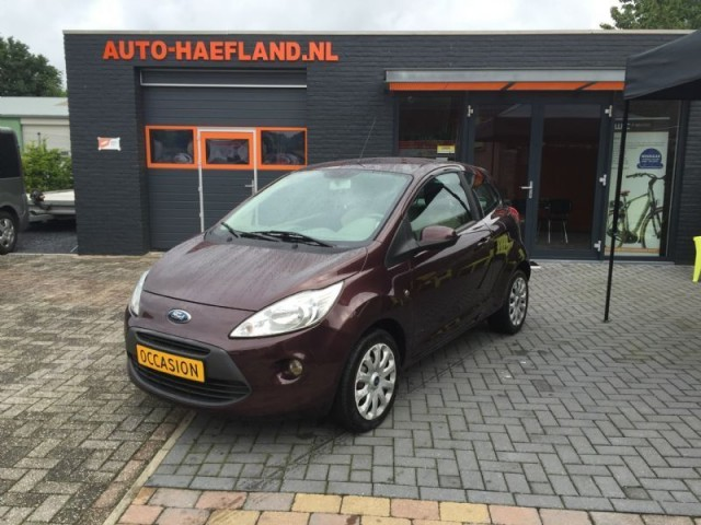 Export Car Ford Ka