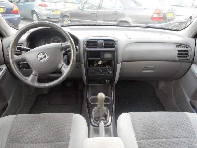 exportauto: mazda 626 2.0 ditd exclusive euro-3 airco full opt